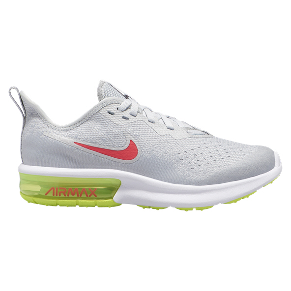 Nike Air Max Sequent 4 Girls' Trainer, Grey