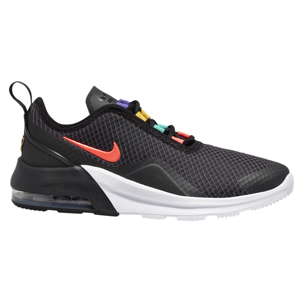 Nike Air Max Motion 2 Girls' Trainer, Black