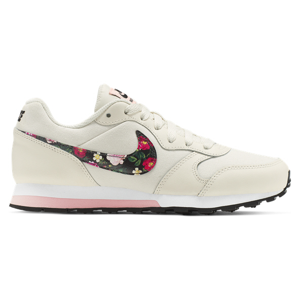 Nike MD Runner 2 Girls Fw Ivory/Black