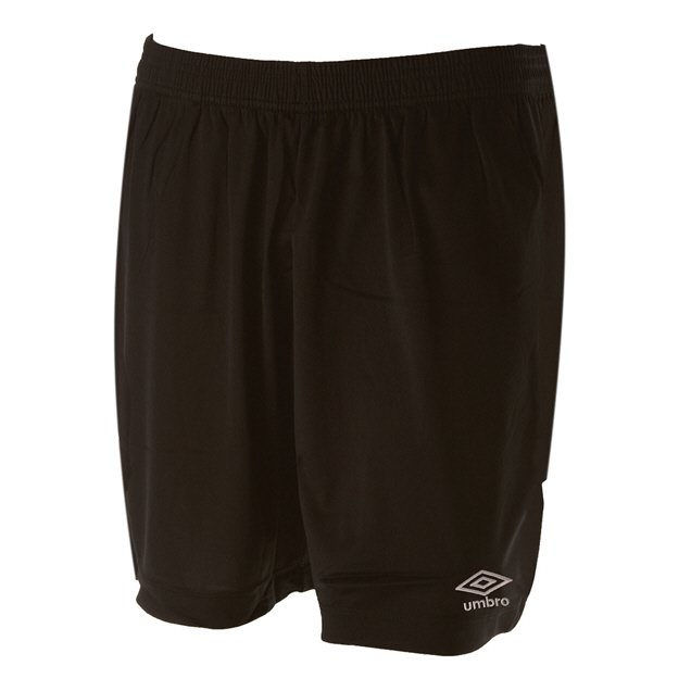 Umbro Club Soccer Shorts Black