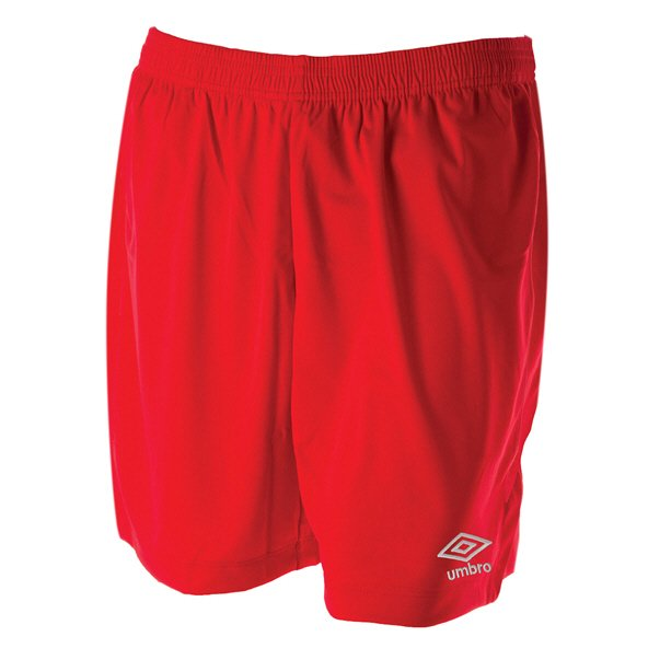 Umbro Club Soccer Shorts Red