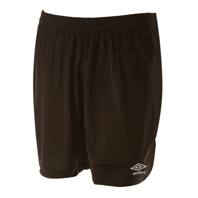 Umbro Club Socer Kids' Short, Black