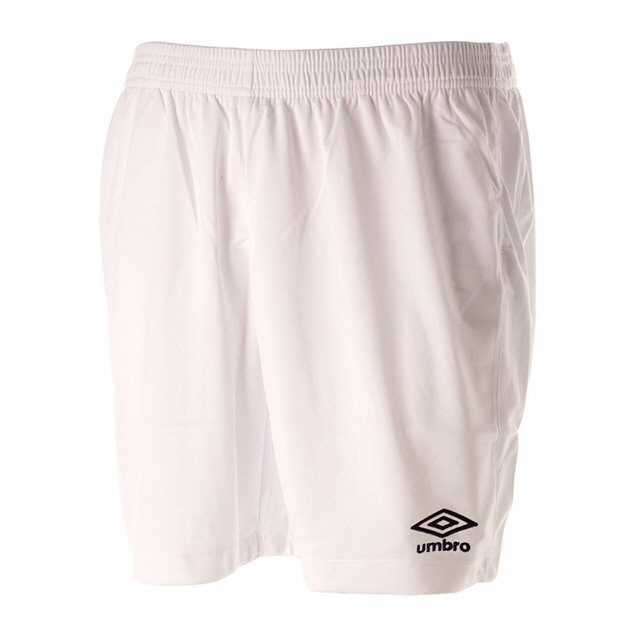 Umbro Club Soccer Kids Shorts White