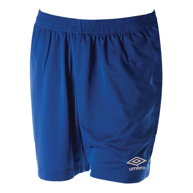 Umbro Club Soccer Kids Shorts Blue