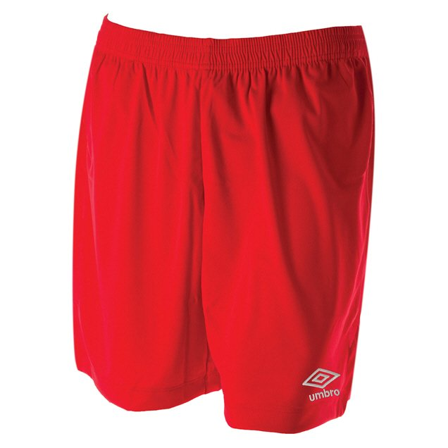Umbro Club Soccer Kids Shorts Red