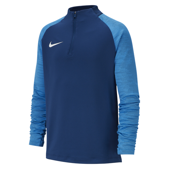Nike Dry Strike Drill Top Boys Blue