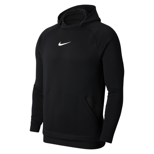 Nike HD Pro Fleece NPC Hoody, Black