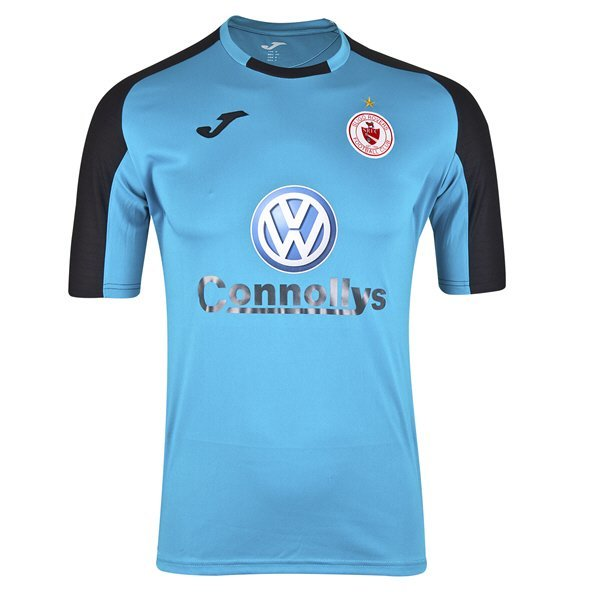 Joma Sligo Rovers 2019 Away Jersey, Blue