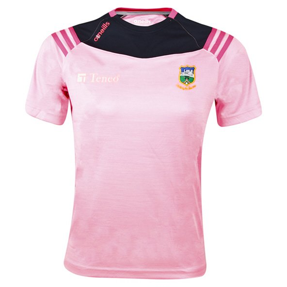 O'Neills Tipperary Colorado Girls' T-Shirt, Pink