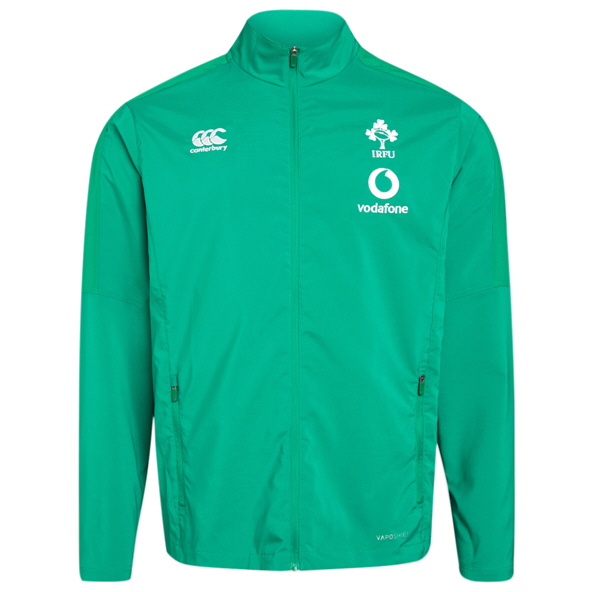 Canterbury IRFU 2019 Anthem Jacket, Green