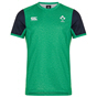 Canterbury IRFU 19 Poly Tee Green