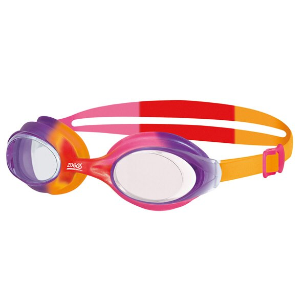 Zoggs Bondi Jnr 6y+ Goggle Purple/Orange
