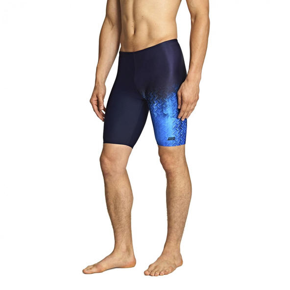 Zoggs Irony Jammers Mens Shorts Navy/Blu