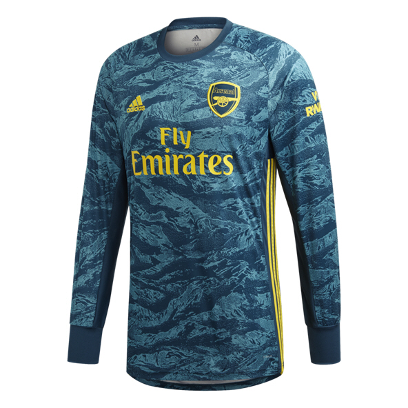 adidas Arsenal Home GK 19 Jersey Green