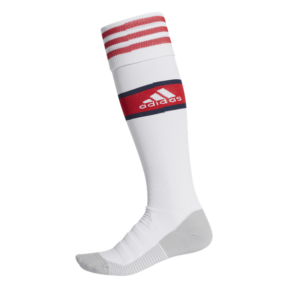 adidas Arsenal 2019/20 Home Sock, White