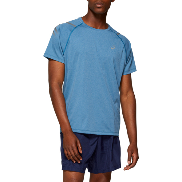 Asics Icon SS Men's Top Blue