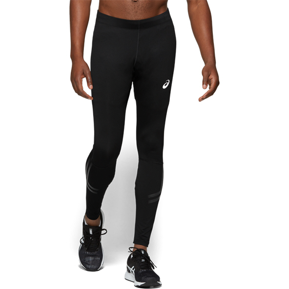 Asics Silver Icon Men's Tight Black