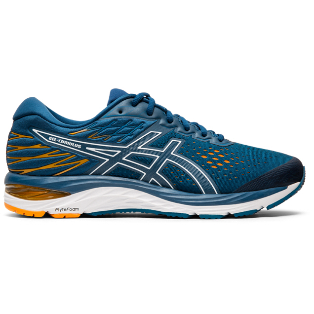 346672fb9f Asics Gel-Cumulus 21 Men's Running Shoe, Mako Blue | Asics Gel ...