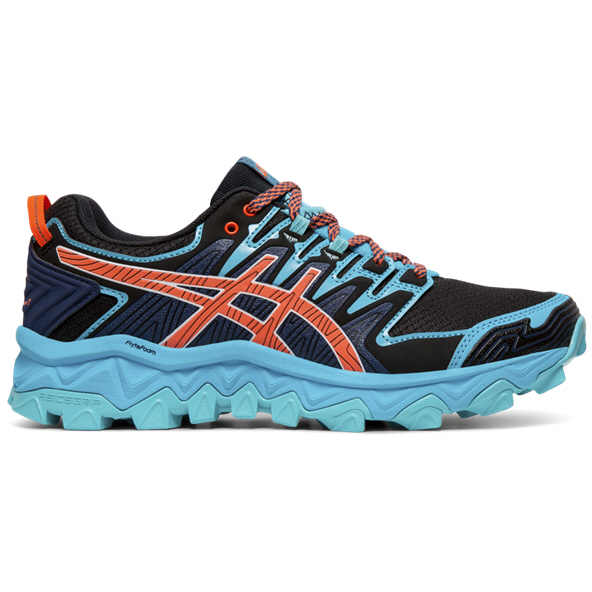 Asics Gel-FujiTrabuco 7 Women's Trail Shoe, Blue