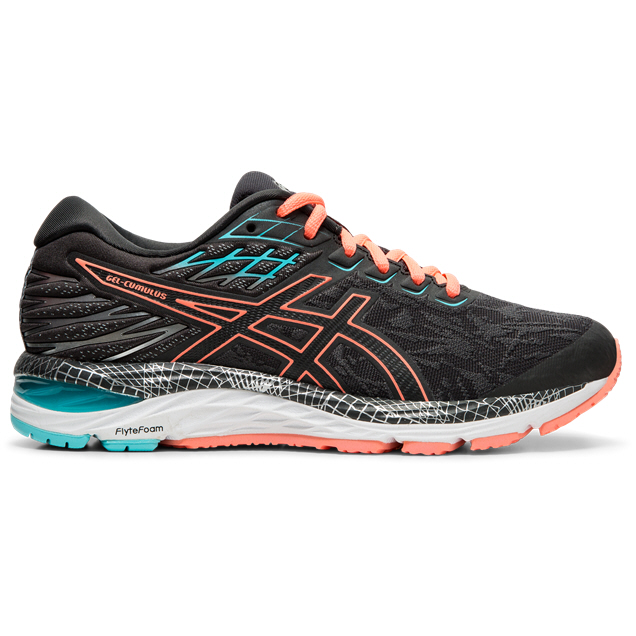 Asics Gel-Cumulus 21 LS Women's Running Shoe, Grey