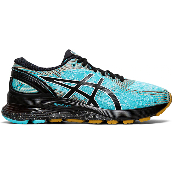 Asics Gel-Nimbus 21 Winterized Women's Running Shoe, Mint