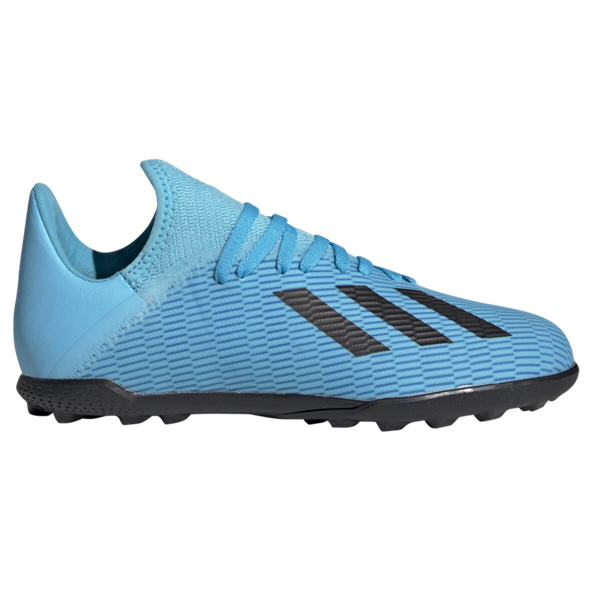 adidas X 19.3 Kids' Astro Boot, Blue