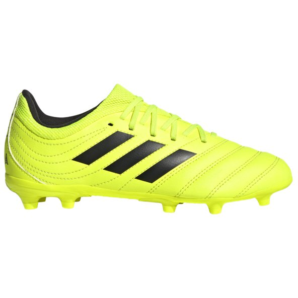 adidas Copa 19.3 FG Kids' Football Boot, Black