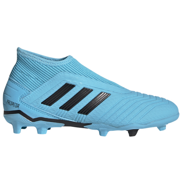 adidas Predator X 19.3 Kids' LL FG Football Boot, Blue