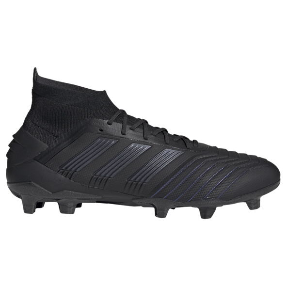 adidas Predator 19.1 FG Football Boot, Black