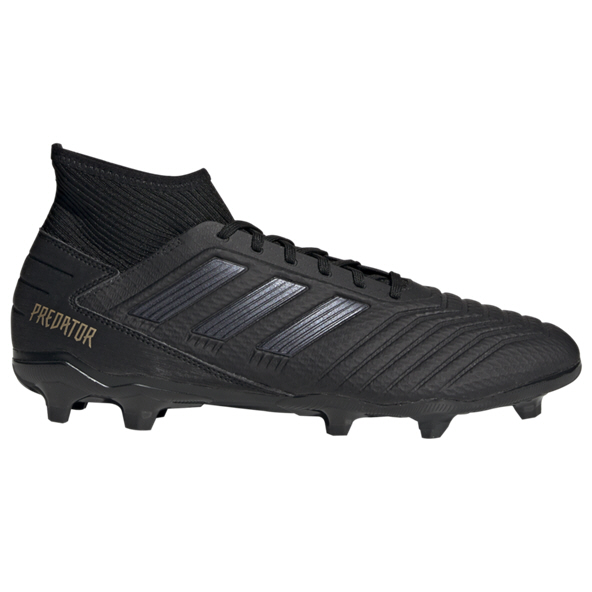adidas Predator 19.3 FG Football Boot, Black