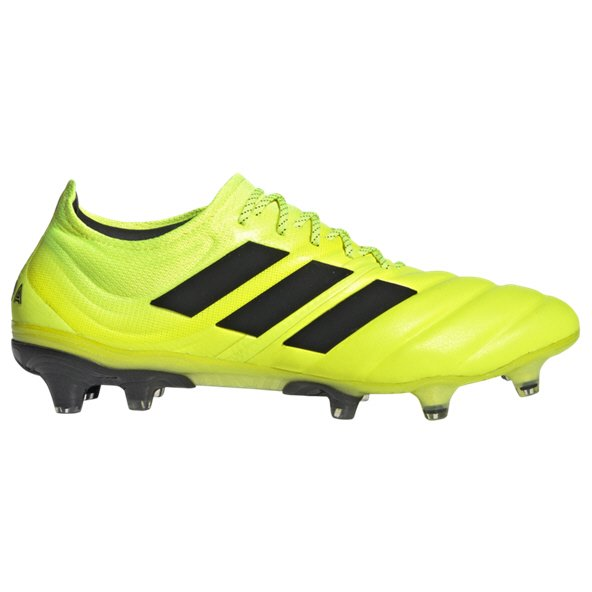 adidas Copa 19.1 FG Football Boot, Yellow