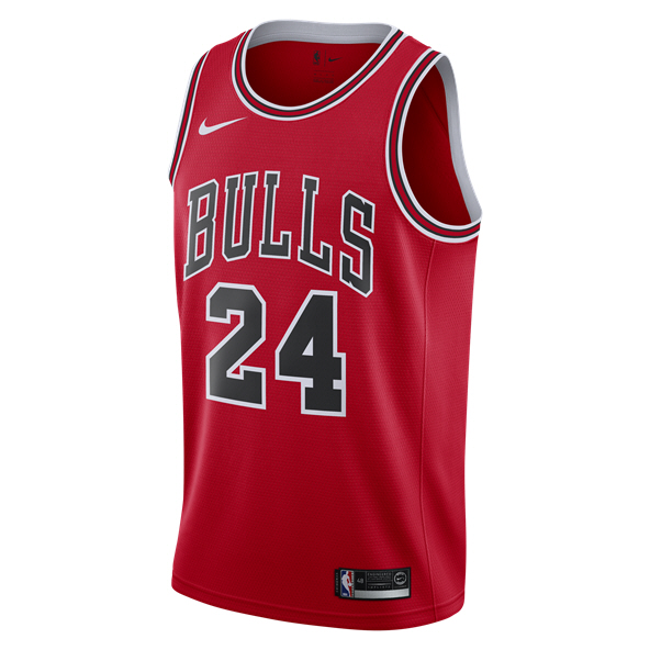 Nike Chicago Bulls Swingman Jersey Red