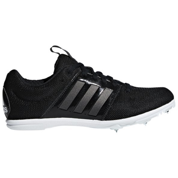 adidas Allroundstar Kids' Running Spikes, Black