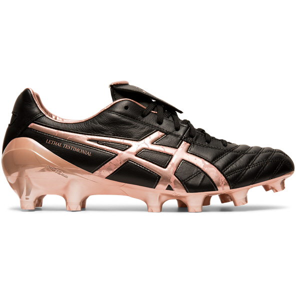 Asics Lethal Testimonial 4 SG Rugby Boot, Black