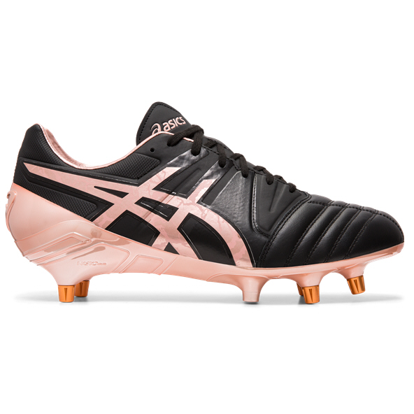 Asics Lethal Tight Five SG Rugby Boot, Black