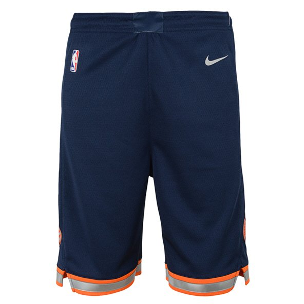 Nike Knicks Kids Shorts Blue