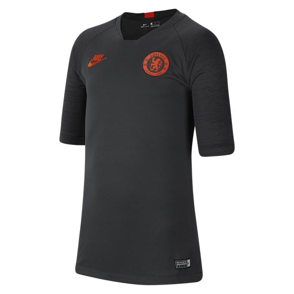 Nike Chelsea 19 Kids Strike Tee Black