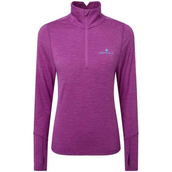 Ronhill Wmn Stride Thermal LST Purple