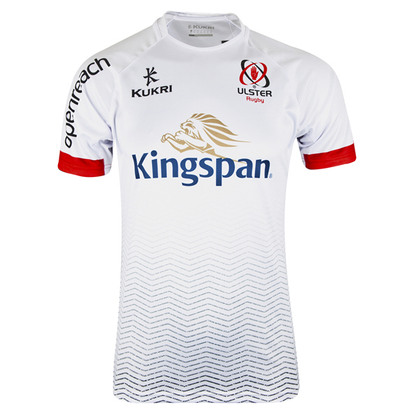 Kukri Ulster Kids 19 Home Jersey White