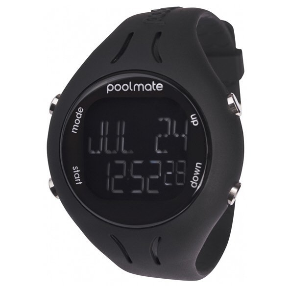Swimovate PoolMate 2 Watch, Black