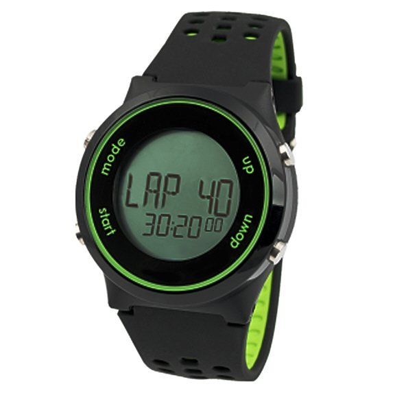 Swimovate PoolMate Sport Watch, Black/Green