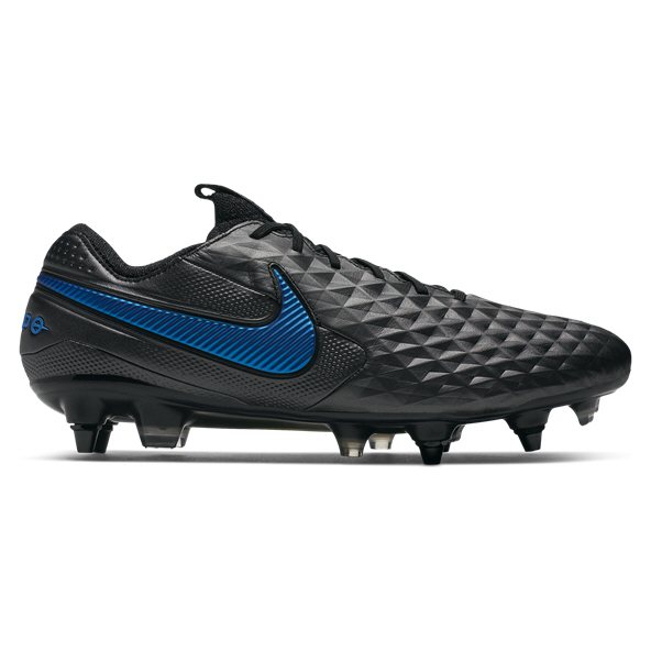 Nike Legend 8 Elite SG-PRO AC Football Boot, Black