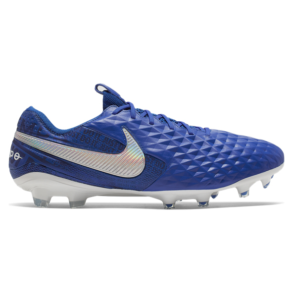 Nike Tiempo Legend 8 Elite FG Football Boot, Blue