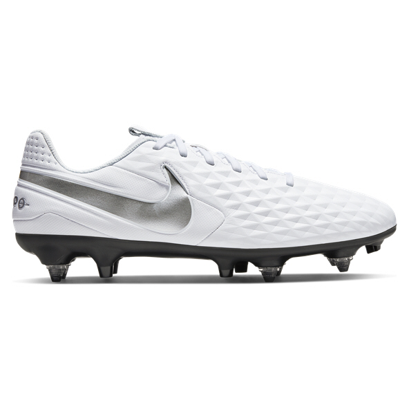 Nike Tiempo Legend 8 Academy SG-PRO Football Boot, White