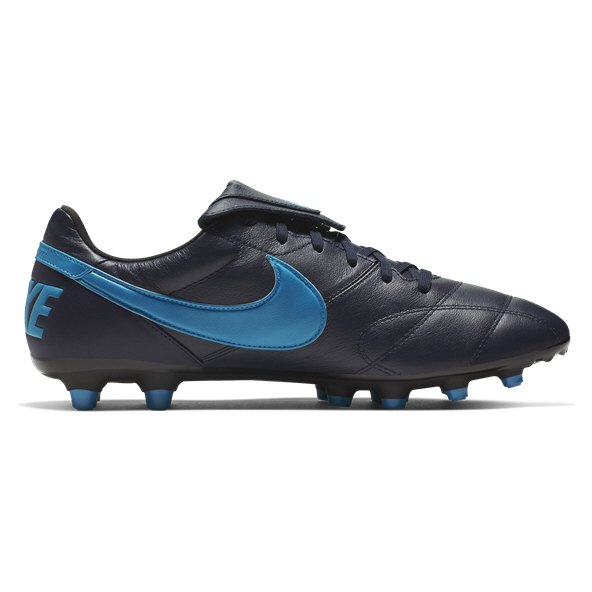 Nike Premier II FG Football Boot, Navy