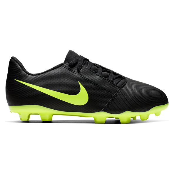 Nike Phantom Venom Club Kids' FG Football Boot, Black