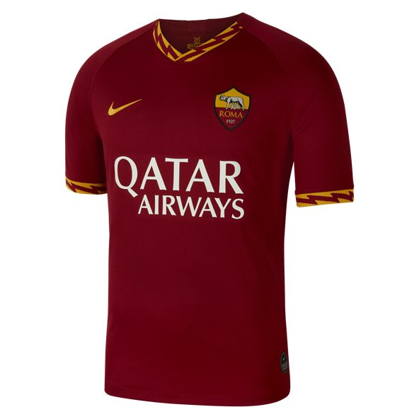 Nike AS Roma 2019/20 Home Jersey, Red