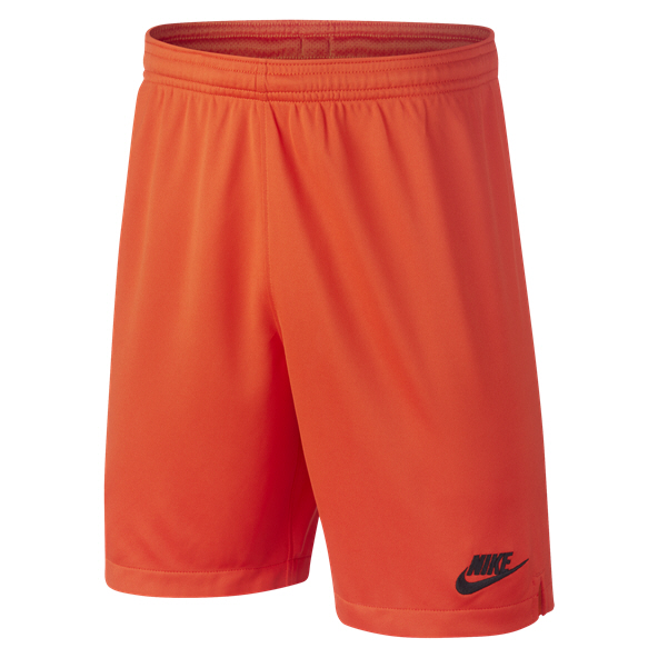Nike Spurs GK 19 Kids Shorts Orange