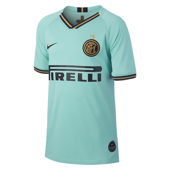Nike Inter Milan 2019/20 Kids' Away Jersey, Green