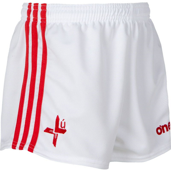O'Neills Louth 2019 Home Short, White